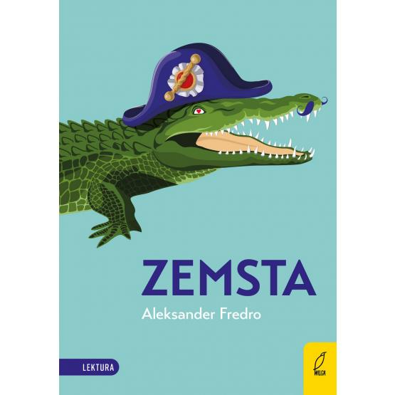 Książka Zemsta Aleksander Fredro