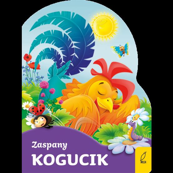 Książka Zaspany kogucik. Wykrojnik Praca zbiorowa