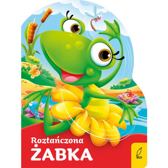 Książka Wykrojnik. Roztańczona żabka Praca zbiorowa