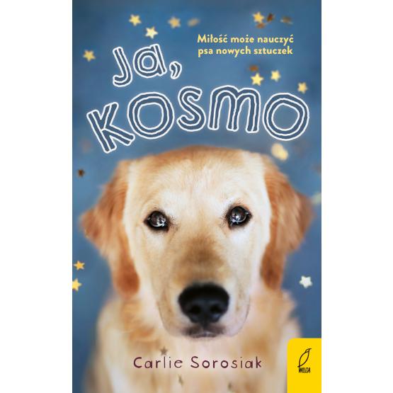Książka Ja, Kosmo Carlie Sorosiak