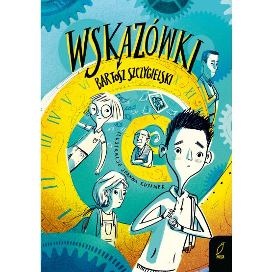 Książka Wskazówki Bartosz Szczygielski