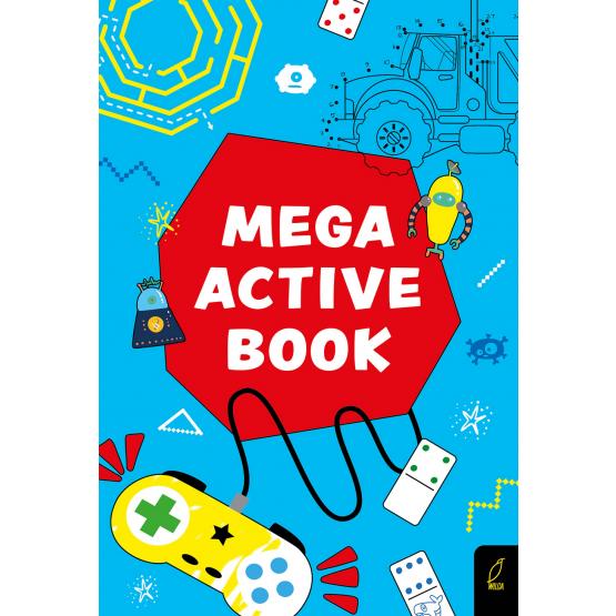 Książka Mega Active Book Praca zbiorowa