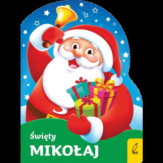 Książka Wykrojnik. Święty Mikołaj Urszula Kozłowska