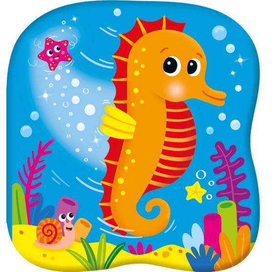 Książka Zabawa w kąpieli. Konik morski Praca zbiorowa