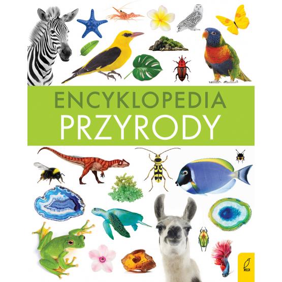 Książka Encyklopedia przyrody Praca zbiorowa