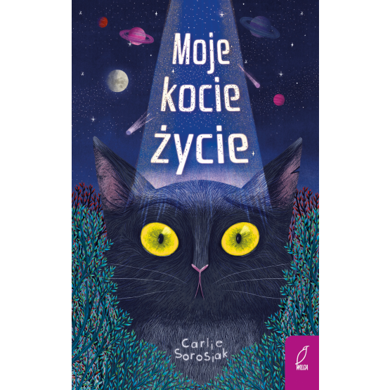 Książka Moje kocie życie Carlie Sorosiak