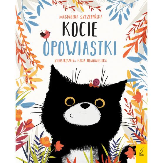 Książka Kocie opowiastki Magdalena Szczepańska