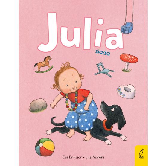 Książka Julia siada Lisa Moroni