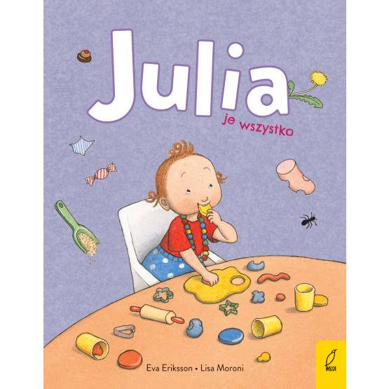 Książka Julia je wszystko Lisa Moroni