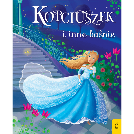 Książka Kopciuszek i inne baśnie Praca zbiorowa