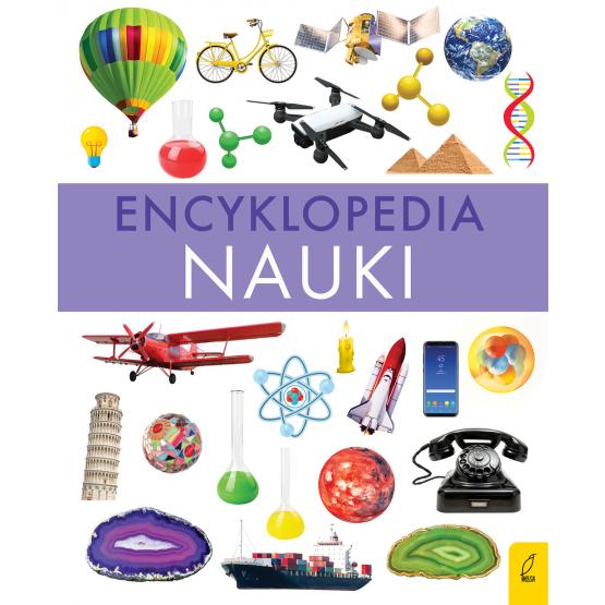 Książka Encyklopedia nauki Praca zbiorowa