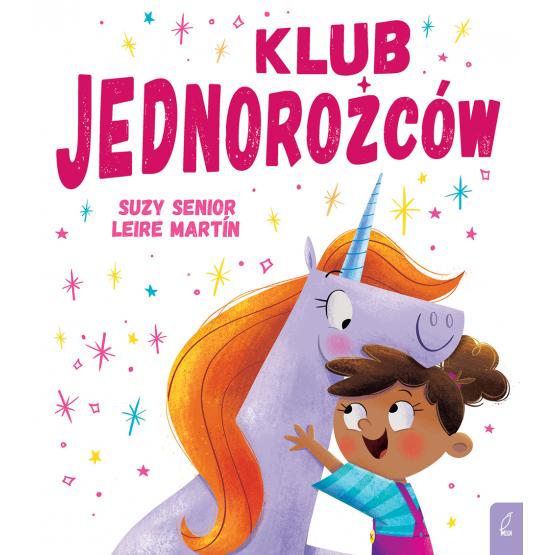 Książka Klub Jednorożców Suzy Senior