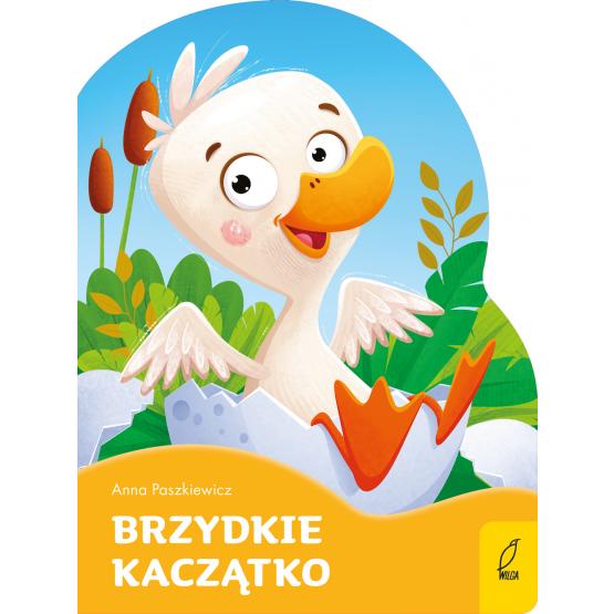 Książka Bajki na dobranoc. Brzydkie kaczątko Anna Paszkiewicz