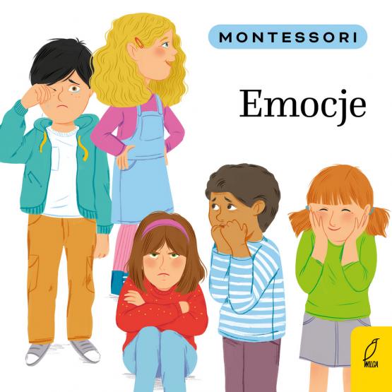 Książka Montessori. Emocje Marzena Kunicka-Porwisz