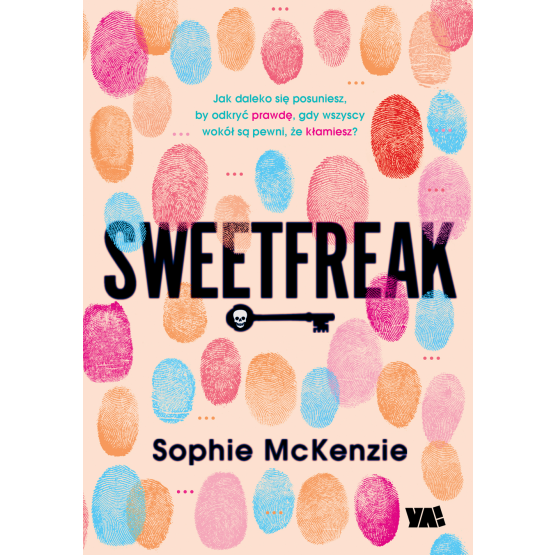 Książka Sweetfreak Sophie McKenzie
