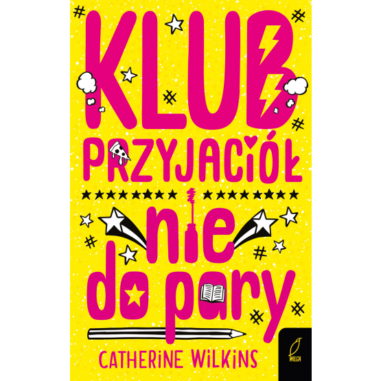Książka Klub przyjaciół nie do pary Catherine Wilkins