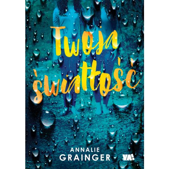 Książka Twoja światłość Annalie Grainger