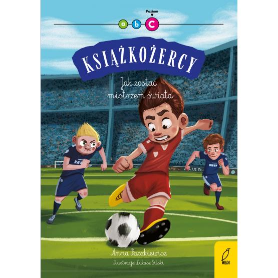 Książka Książkożercy. Jak zostać mistrzem świata Anna Paszkiewicz