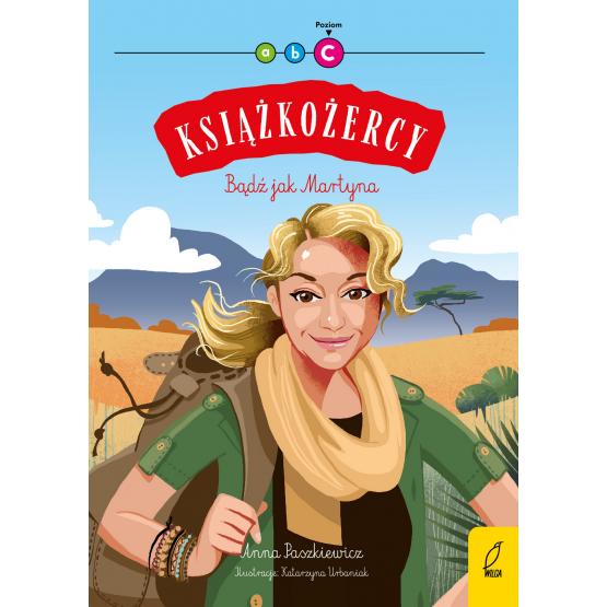 Książka Książkożercy. Bądź jak Martyna. Poziom C Anna Paszkiewicz