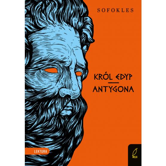 Książka Król Edyp, Antygona Sofokles -