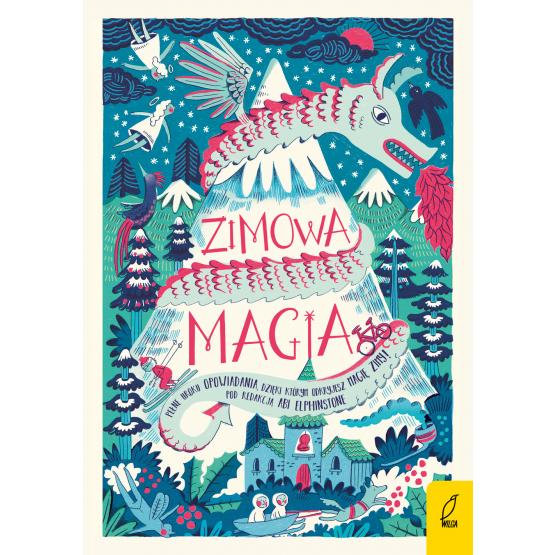 Książka Zimowa magia Praca zbiorowa