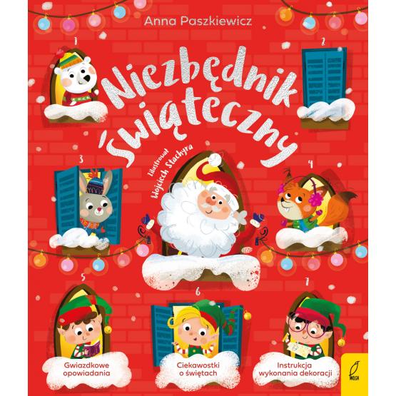 Książka Niezbędnik świąteczny Anna Paszkiewicz