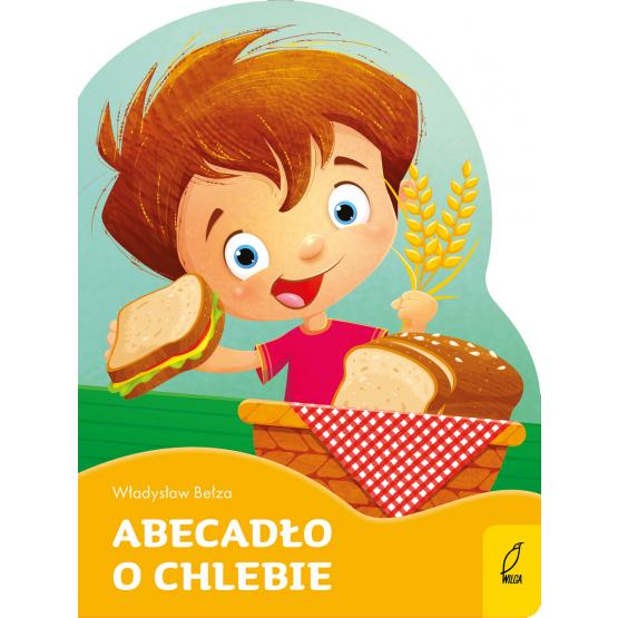 Książka Abecadło o chlebie. Wykrojnik Władysław Bełza