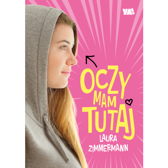 Książka Oczy mam tutaj Laura Zimmermann