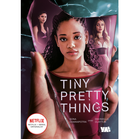 Książka Tiny Pretty Things Sona Charaipotra Dhonielle Clayton