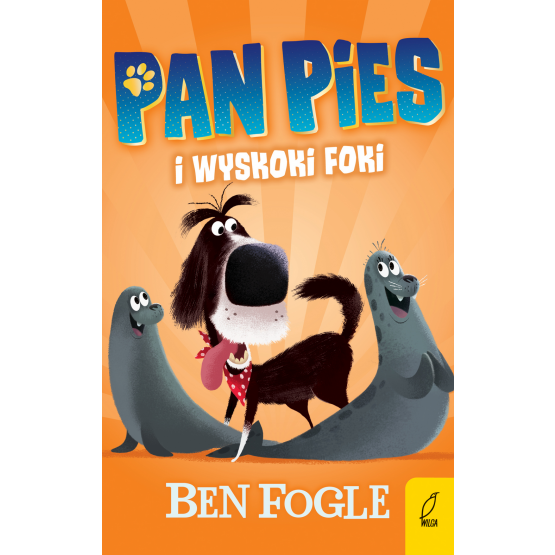 Książka Pan Pies i wyskoki foki Ben Fogle