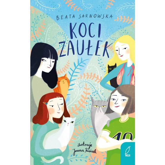 Książka Koci Zaułek. Tom 1 Beata Sarnowska