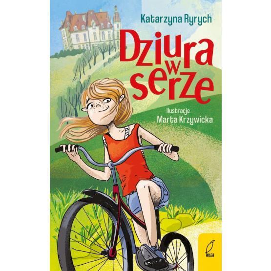 Książka Dziura w serze Katarzyna Ryrych