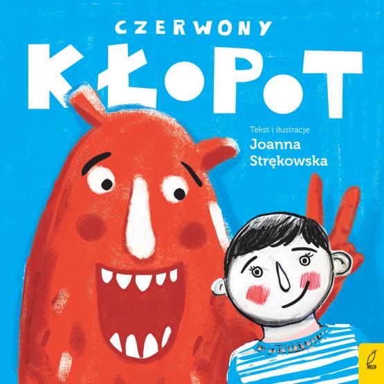 Książka Czerwony kłopot Joanna Strękowska