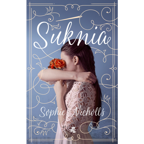 Książka Suknia Nicholls Sophie