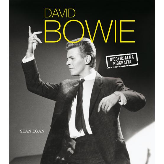 Książka David Bowie. Album Egan Sean