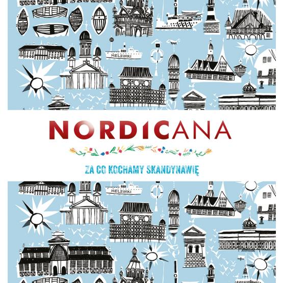 Książka Nordicana Kinsella Kajsa