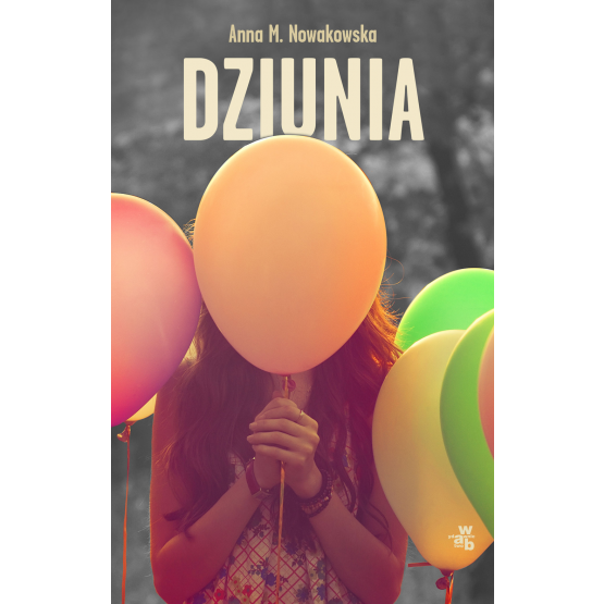 Książka Dziunia Nowakowska Maria Anna