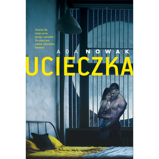 Książka Ucieczka Ada Nowak