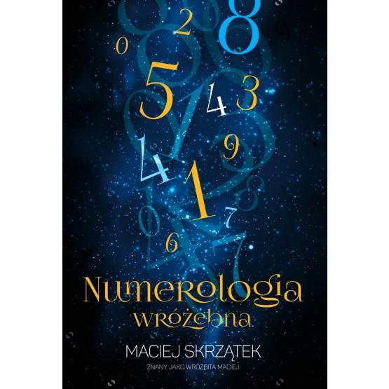 Książka Numerologia wróżebna Skrzątek Maciej