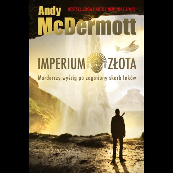 Książka Imperium złota McDermott Andy