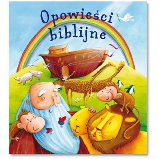 Książka Opowieści biblijne Sully Katherine
