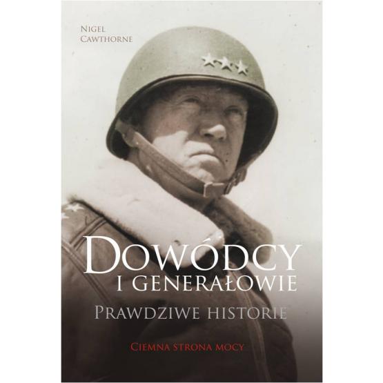 Książka Dowódcy i generałowie Cawthorne Nigel