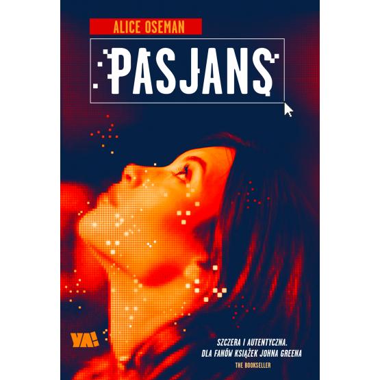 Książka Pasjans Oseman Alice