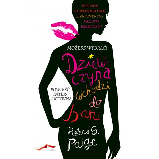 Książka Dziewczyna wchodzi do baru Paige S. Helena