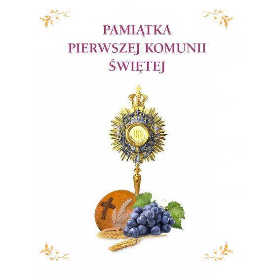 Książka Album komunijny 2 Praca zbiorowa