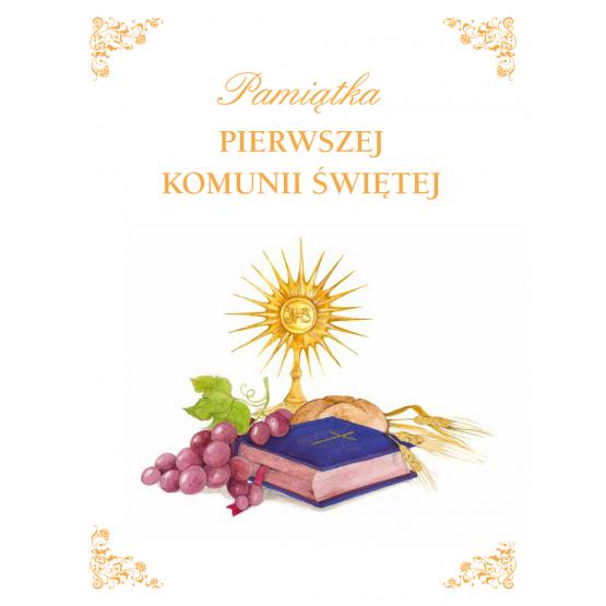 Książka Album komunijny. Pamiątka I Komunii Świętej Praca zbiorowa