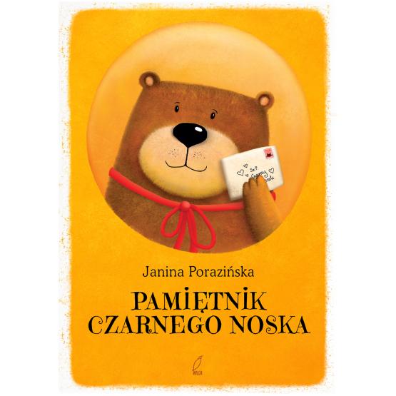 Książka Pamiętnik Czarnego Noska Porazińska Janina
