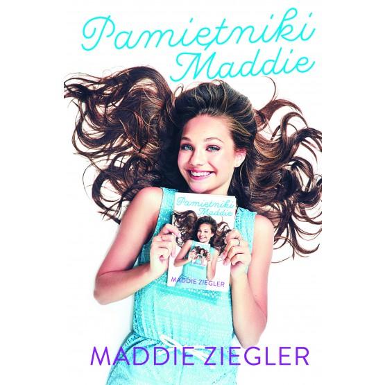 Książka Pamiętniki Maddie Maddie Ziegler