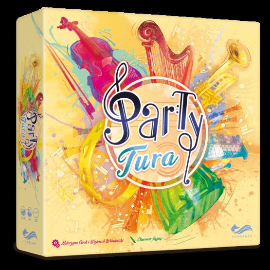 Gra familijna Partytura