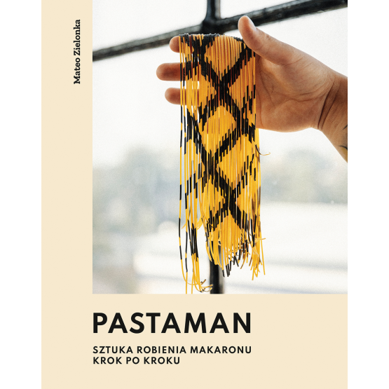 Książka Pastaman Mateo Zielonka